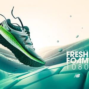 Fresh Foam 1080 v7 men's running shoes